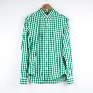 J. Crew Slim Fit Long Sleeved Button Down Shirt